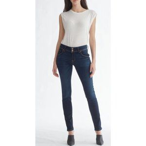 Hudson | Collin Skinny Jeans in Unplugged sz 26
